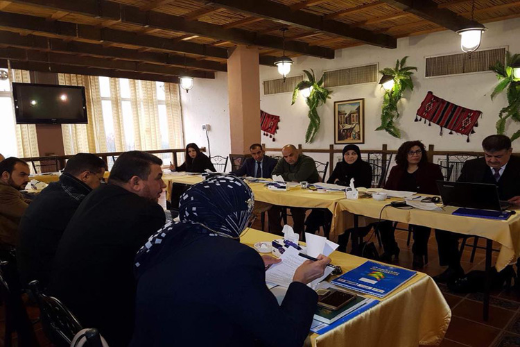 Meeting of the Administrative Board of the Justice Network for Prisoners