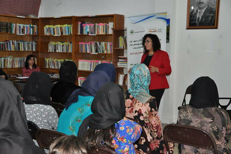 Seminar for women prisoners